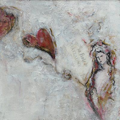 La dame de coeur