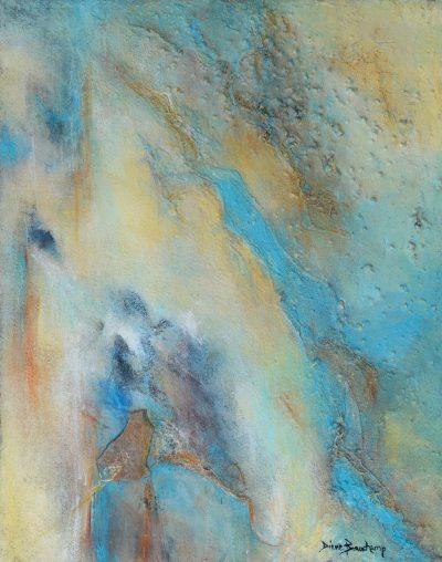 Murmures bleus